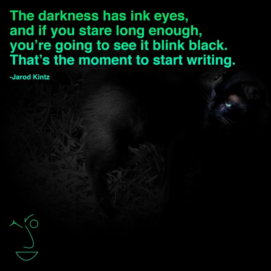 ink eyes