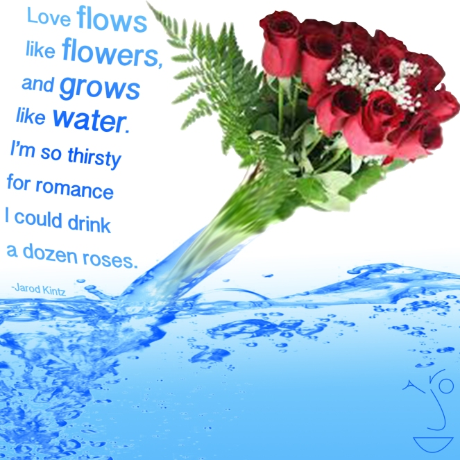 love flows like flowers square