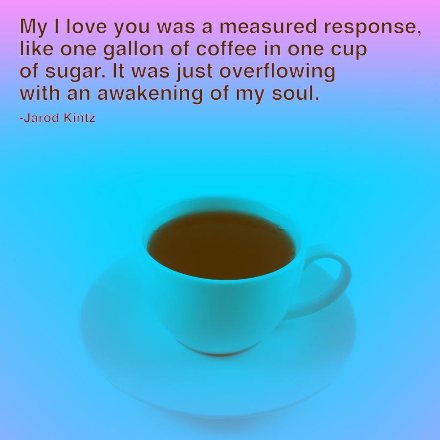 measured response