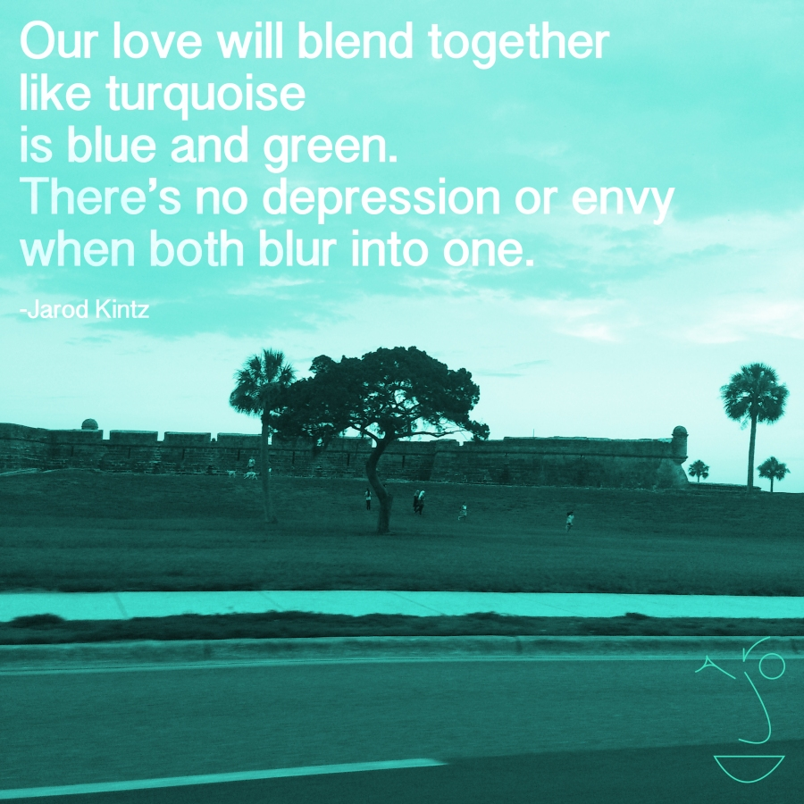 our love will blend