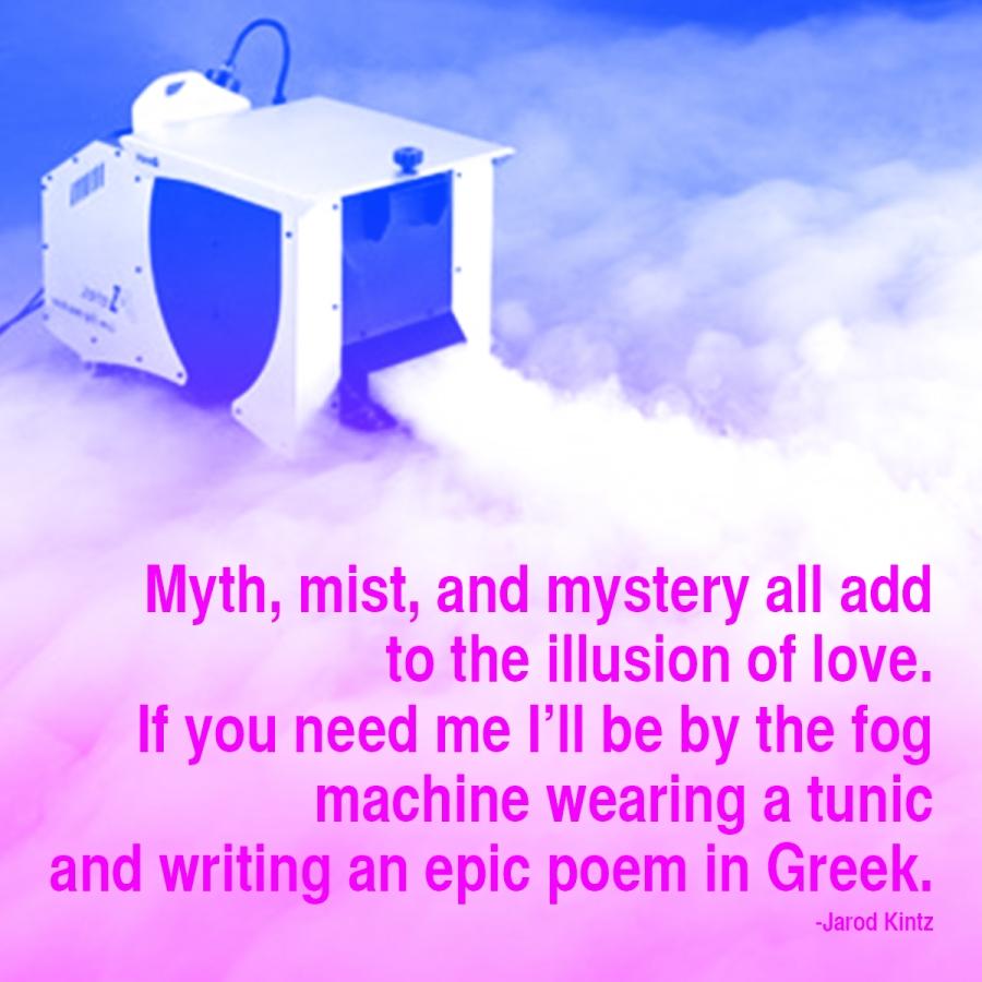 myth and mist