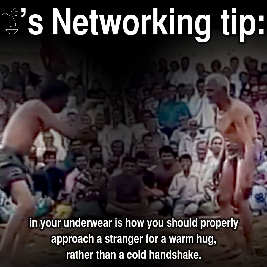 networking tip