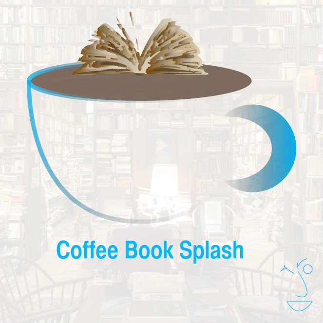 coffee book splash