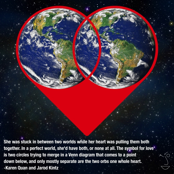 two worlds heart